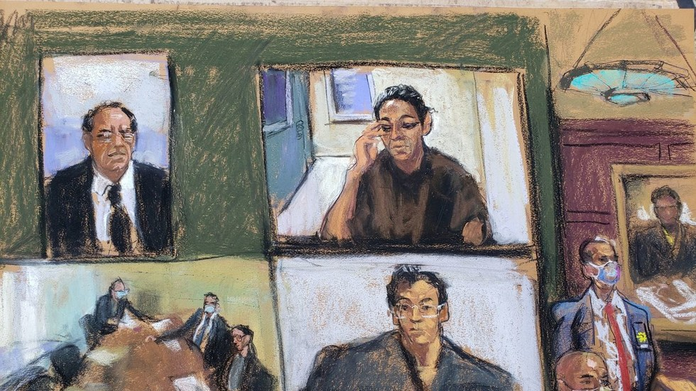 Epstein confidante Ghislaine Maxwell tries playing the RACE CARD, says grand jury that indicted her was TOO WHITE