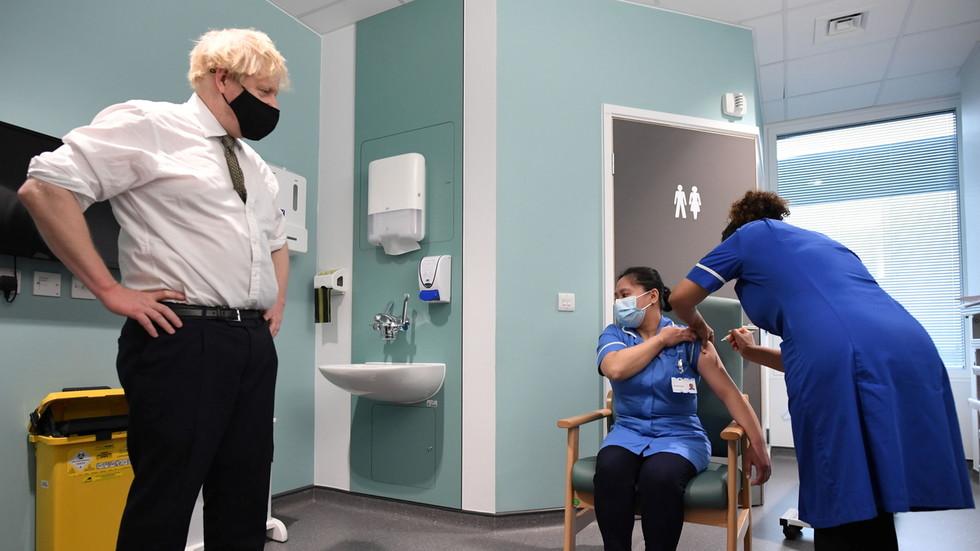 UKs vaccine success as EU flounders shows what...