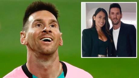 Where will Lionel Messi and wife Antonela Roccuzzo head next?