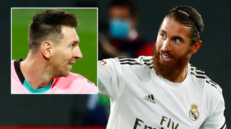 Barcelona's Lionel Messi could be united with Real Madrid's Sergio Ramos at top French football club PSG © Juan Medina / Reuters | © Susana Vera / Reuters