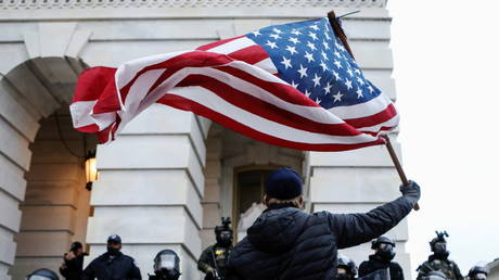 Yesterday, Jan 6, 2021, a date which will live in infamy, the US was suddenly and deliberately attacked… by domestic terrorists