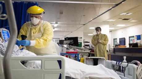 A critically ill Covid-19 patient