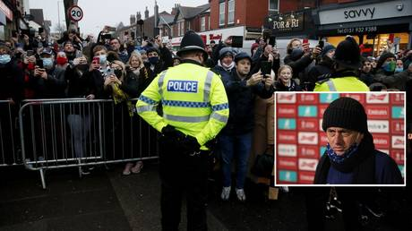 'Can't open my gym but the streets are packed with fans': Fury over FA Cup scenes & Covid 'double-standards'