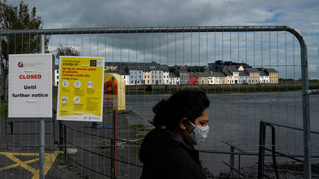 FILE PHOTO. © REUTERS / Clodagh Kilcoyne