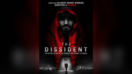 The Dissident (2020) Dir: Bryan Fogel ©  Netflix