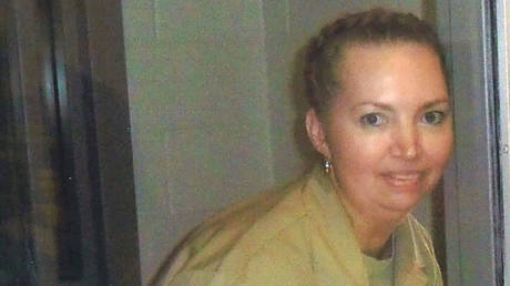 ILE PHOTO: Convicted murderer Lisa Montgomery pictured at the Federal Medical Center (FMC) Fort Worth in an undated photograph.