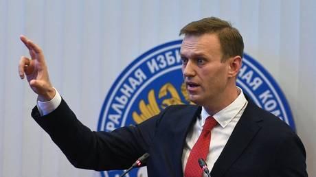 FILE PHOTO: Alexey Navalny