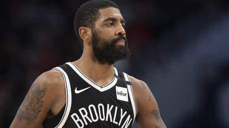 Footage of Brooklyn Nets star Kyrie Irving reputedly flouting Covid-19 protocols is being investigated © Tommy Gilligan / USA Today Sports via Reuters