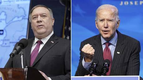 Pompeo is right that Al-Qaeda is active in Iran. But he's not looking for military action… he wants to cause problems for Biden