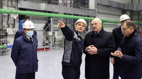 Amid fears of second Chernobyl, Lithuania launches campaign to block energy exports from new Belarusian nuclear plant