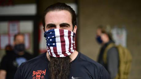 Atilis Gym owner Ian Smith © AFP / Mark Makela
