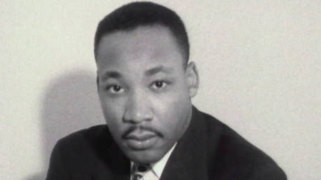 Martin Luther King in MLK/FBI (2020) Dir: Samuel D. Pollard © Depth of Vision, Tradecraft Films