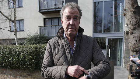 FILE PHOTO Jeremy Clarkson ©  REUTERS/Peter Nicholls