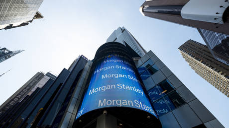 The Morgan Stanley Global Headquarters, New York City, 2019