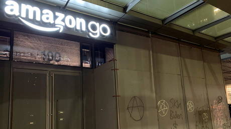 Having become a symbol of income inequality, Amazon needs all the public goodwill it can get © Reuters / Seattle Police Department