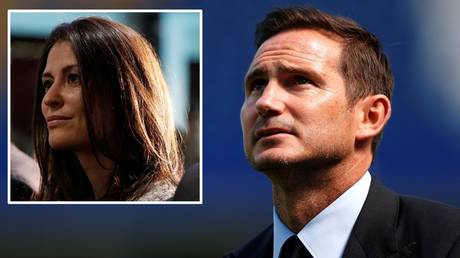 Behind-the-scenes issues: Frank Lampard and Marina Granovskaia