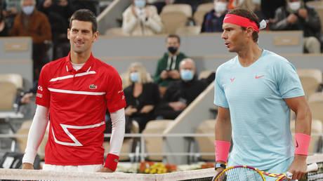 Nadal appeared to criticize Djokovic over his Australian Open quarantine demands. © Reuters