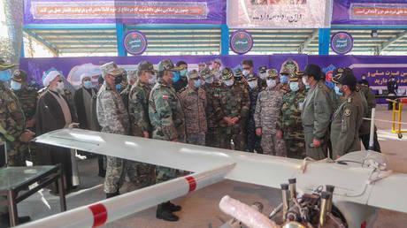 Iran accuses Israel of