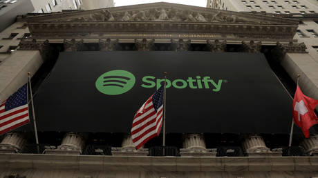 On Spotify, music listens to you: Streaming platform wins patent to surveil users' emotions to recommend music