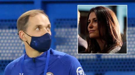 Chelsea manager Thomas Tuchel (left) needs to work with Marina Granovskaia (right) and Roman Abramovich ©  John Sibley / Action Images via Reuters| © Richard Heathcote / Reuters