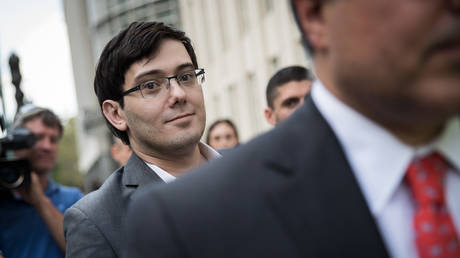 Former pharmaceutical executive Martin Shkreli departs the U.S. District Court for the Eastern District of New York, August 3, 2017 in the Brooklyn borough of New York City.