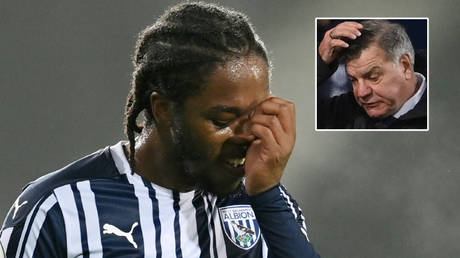 West Brom boss Sam Allardyce (right) and football star Romaine Sawyers © Michael Regan / Reuters | © Laurence Griffiths / Reuters
