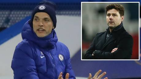 , Should have got Poch: Ex-Premier League star Merson says Chelsea missed a trick by not replacing axed boss Lampard with Pochettino,