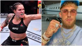 Amanda Nunes 'would put Jake Paul IN A COMA' says Dana White, as UFC boss warns YouTuber 'he's lucky there's a pandemic'