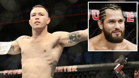 Colby Covington sets sights on Jorge Masvidal as he issues CHILLING 'body bag' threat to UFC's BMF champion