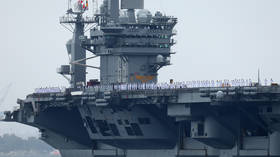 Pentagon sends aircraft carrier USS Nimitz home from Middle East as anniversary of Soleimani killing looms