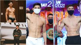 Boxing's latest 'Golden Boy' Ryan Garcia out to prove he's more than an Instagram celebrity against gritty Luke Campbell