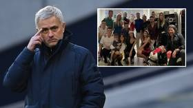 Mourinho 'disappointed' after giving Spurs ace Reguilon piglet to eat at Christmas – only to find he flouted Covid rules for party