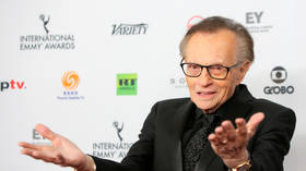 American talk-show legend Larry King hospitalized in Los Angeles after contracting Covid-19