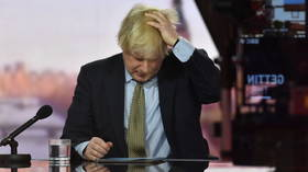 BoJo defies scientists to insist 'schools are safe,' sends 'resign' hashtag to top of Twitter trending charts
