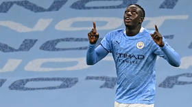 Man City star Mendy becomes latest 'Covidiot' footballer to flout rules with New Year party as club promises 'investigation'