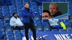 'Utterly indefensible': Furious Chelsea fans call for Abramovich to sack Lampard after embarrassing defeat to Man City