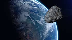 NASA sounds alarm over giant asteroid en route towards Earth that's almost as big as the EIFFEL TOWER