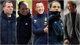 Rodgers, Tuchel and... John Terry?: Bookies predict next Chelsea boss with Frank Lampard ODDS-ON to be next managerial casualty