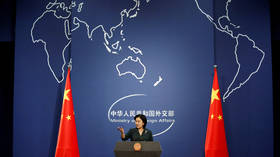 China plays the peacemaker, urging 'calm' and 'restraint' following Iran's uranium enrichment announcement