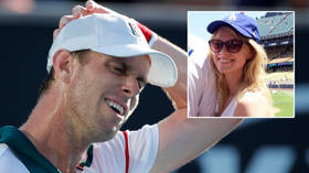 'If you still hate me, that's fine': US tennis ace reveals he fled Russia with family on $40,000 private flight over Covid-19 saga