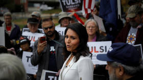 'Out of touch with reality': Tulsi Gabbard rips fellow Democrats after Congress imposes new rules on gendered language