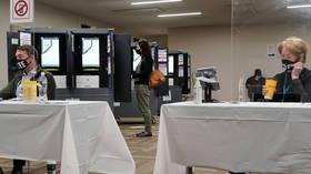 Toss-up in Georgia run-offs as Republicans fight to retain slim majority in US Senate