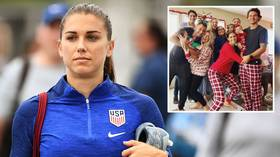 'Maybe traveling during a pandemic wasn't such a good idea': Fans SLAM US soccer star Alex Morgan after positive COVID-19 test