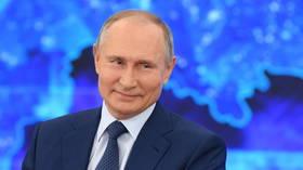 A very patient Putin: Russian President 'still treats West well' – despite facing colonial attitudes abroad, spokesman insists