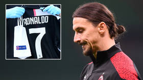 'I told him off': Tease Zlatan out of Ronaldo clash as politician insists Milan vs. Juventus will happen despite Covid travel fear