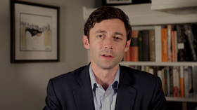Democrat Ossoff declares victory in Georgia, furthering Senate majority claim, but gets corrected by Twitter