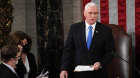 Amid Trump's calls for veto, Pence says he does not have 'unilateral authority' to decide which electoral votes can be counted