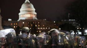 Senate reconvenes for Electoral College vote count with heavily armed guards after US Capitol siege