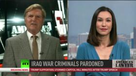Trump pardons Iraq War criminals