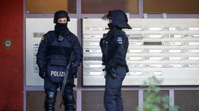 Woman and 2 men arrested in German terrorism probe for alleged funding of Syrian Islamist group